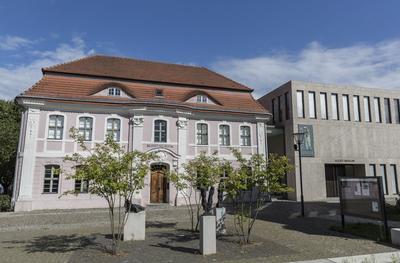 Das Kleist-Museum Frankfurt Oder, Foto: Steffen Lehmann, Lizenz: TMB Tourismus-Marketing Brandenburg GmbH