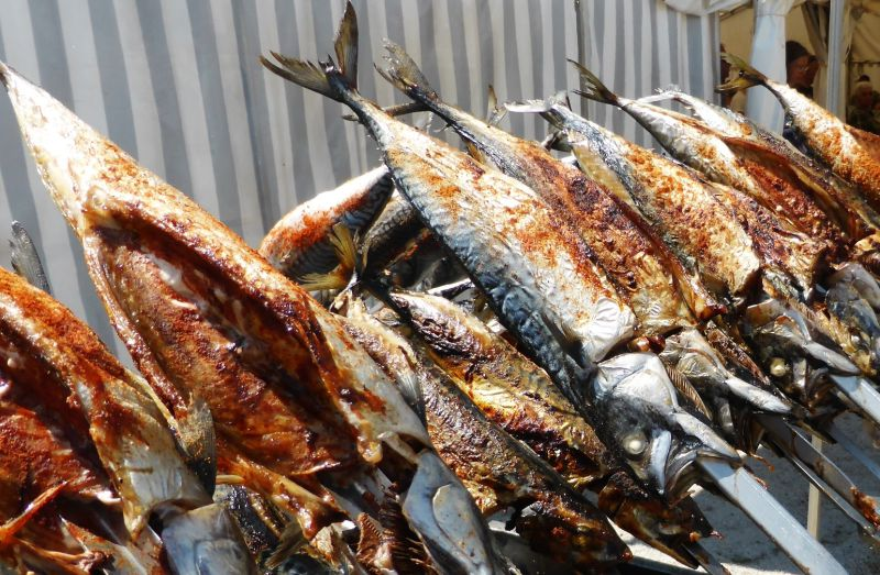 Karfreitagsfischverkauf vom Altmühl-Fischerei-Verein Riedenburg