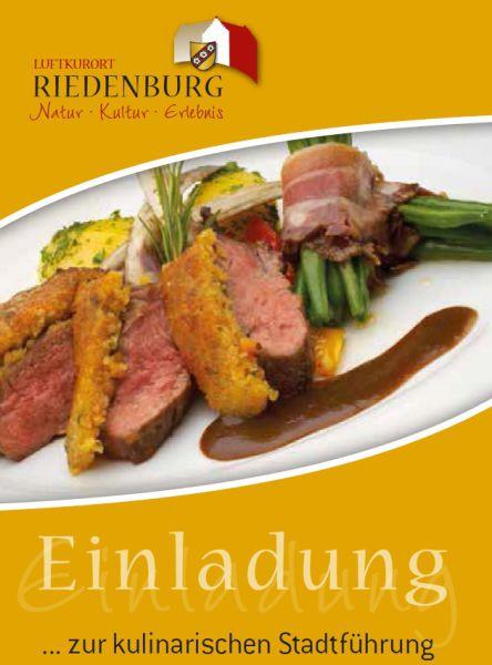 Kulinarische Stadtführung
