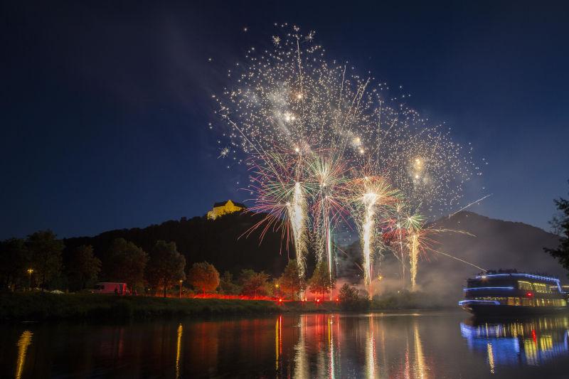 Gewinnerfoto zum Gewinnspiel der 8. Sonnwendfeier in Riedenburg. © Rainer Schneck
