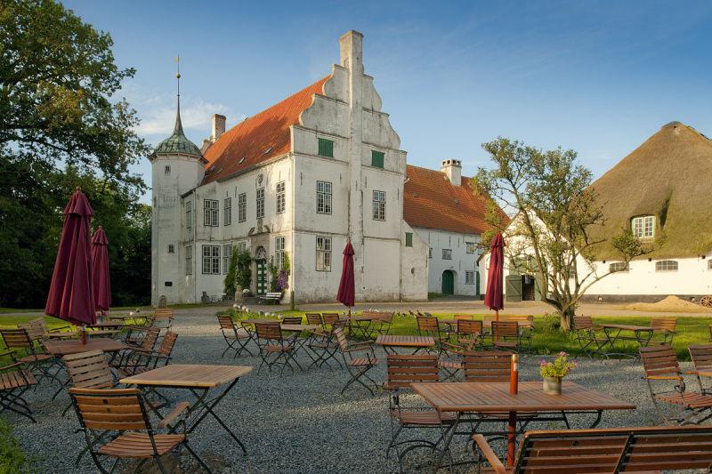 Herrenhaus Hoyerswort. © Foto Oliver Franke