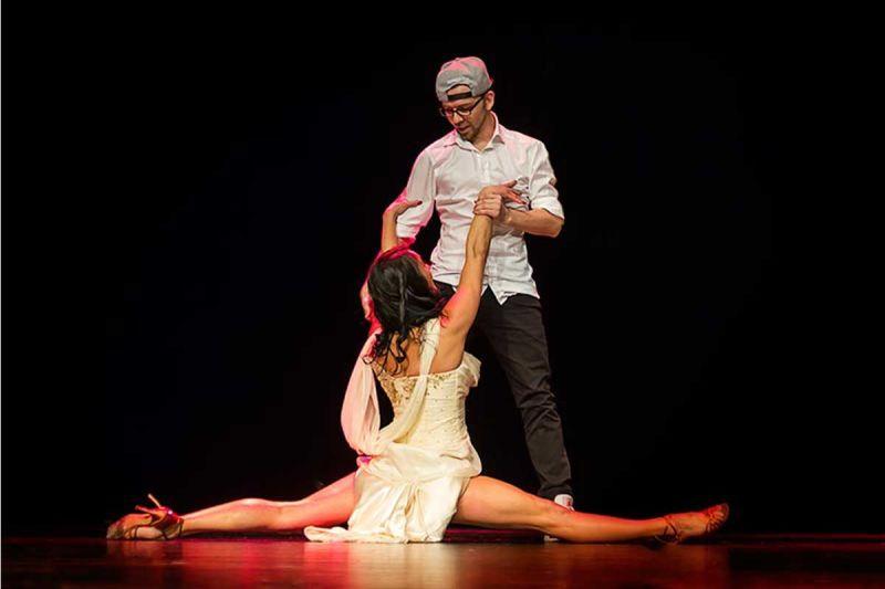 Dance and Fun Tanzgala. © Messe Husum & Congress