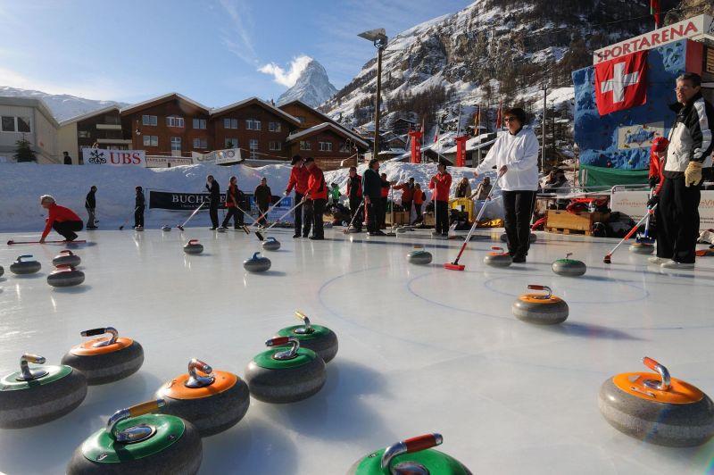 Horu Trophy Zermatt, Curlingturnier