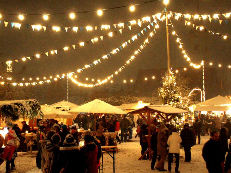 Abensberg Niklasmarkt