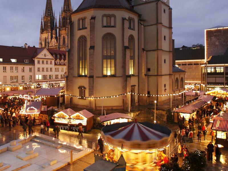 ausflugsfahrt weihnachtliches regensburg tourismusverband ostbayern e v. Black Bedroom Furniture Sets. Home Design Ideas