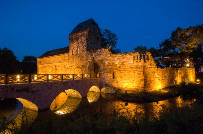 Burgfestspiele Bad Vilbel Region Frankfurt Rhein Main