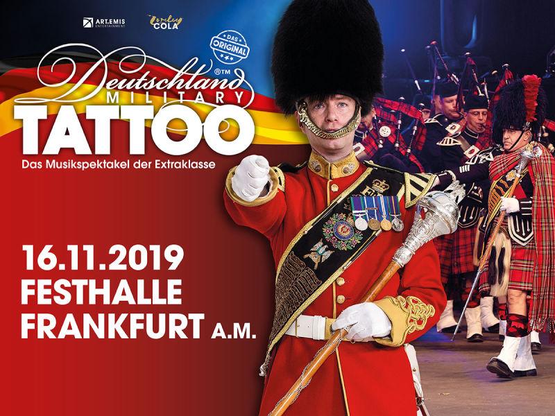 Germany Military Tattoo 2019 Frankfurt Tourism