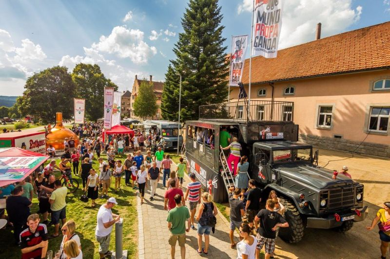 4 Internationales Rothaus Food Truck Festival 2018 Urlaubsland