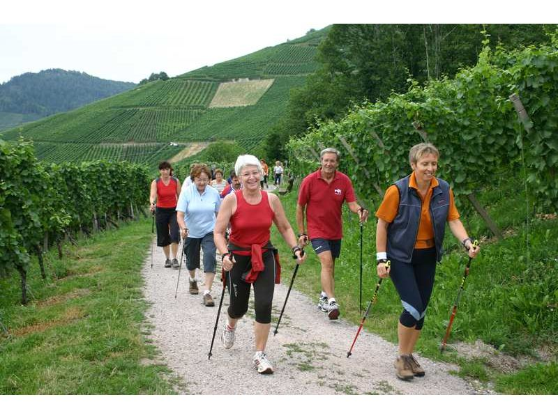 Nordic-Walking  Sei fit - walk mit