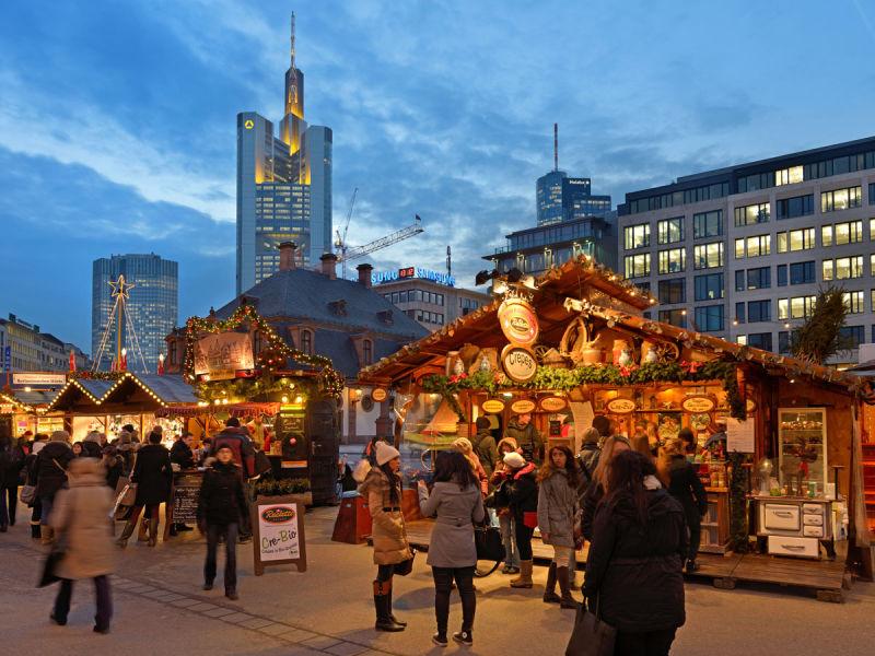 Weihnachtsmarkt Eröffnung 2019.Frankfurter Weihnachtsmarkt Frankfurt Tourismus