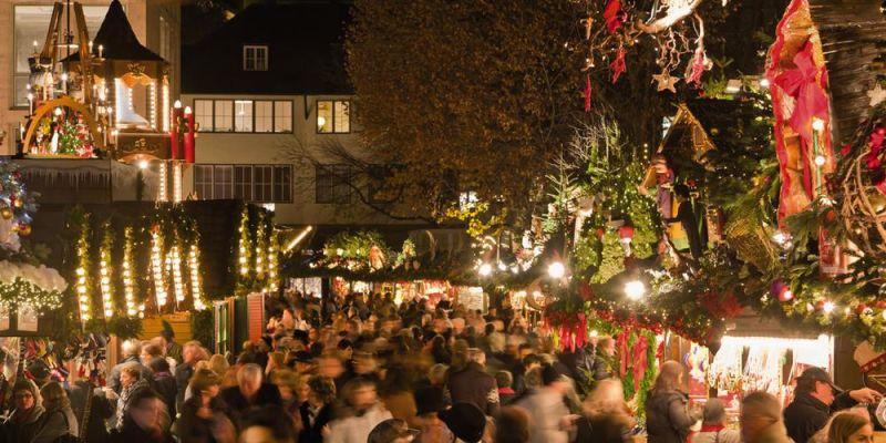 Stuttgart Weihnachtsmarkt.Stuttgarter Weihnachtsmarkt 2019 Urlaubsland Baden Wurttemberg