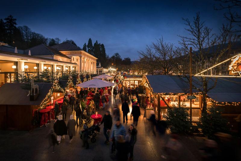 Weihnachtsmarkt Baden Baden öffnungszeiten.Baden Badener Christkindelsmarkt Baden Baden