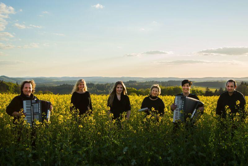Akkordeon Ensemble ConPassione