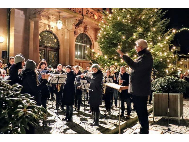 Weihnachtskonzert der Stadtkapelle Wolfach