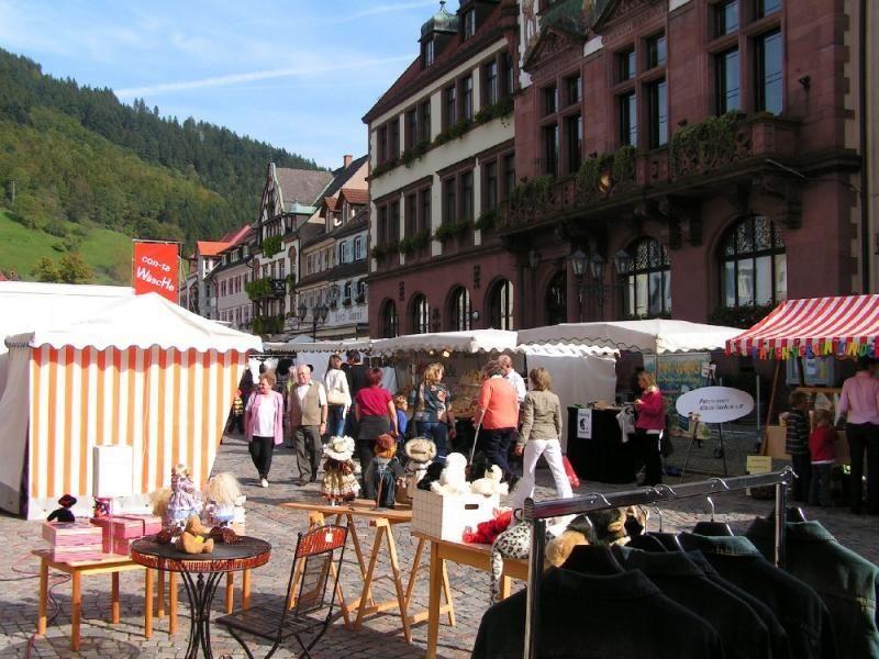 Jahrmarkt in Wolfach