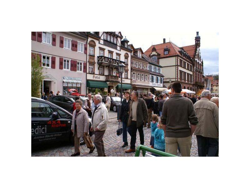 Stadtbrunnenfest des Gewerbevereins Wolfach