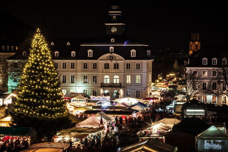 45. Alt-Saarbrücker Weihnachtsmarkt. © Steven Gläser