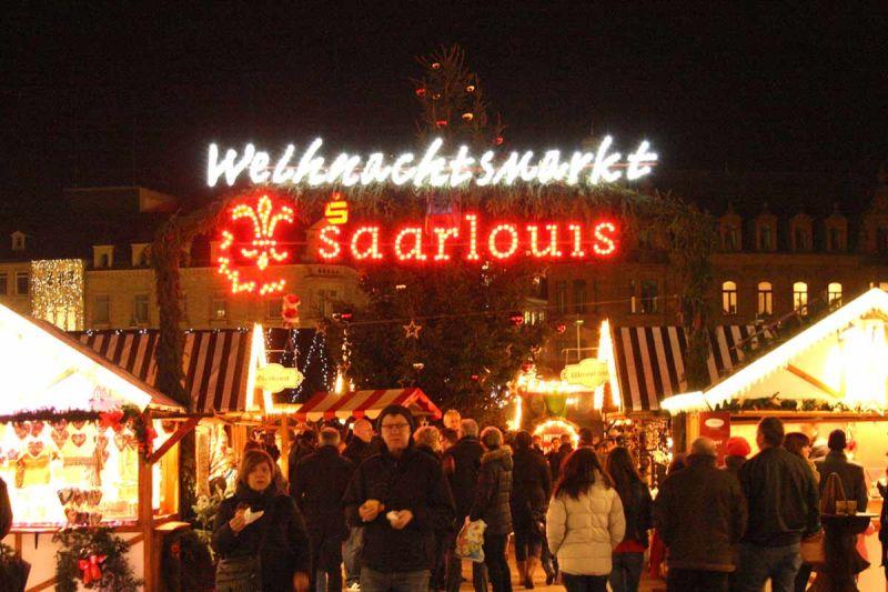 Saarlouiser Weihnachtsmarkt