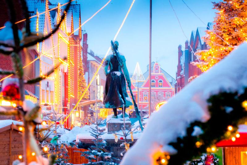 Wann Ist Weihnachtsmarkt 2019.52 Husumer Weihnachtsmarkt 2019 Husum Tourismus
