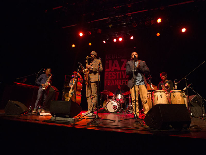 Shabaka and the Ancestors. © HRSascha Rheker - Frankfurt Tourismus