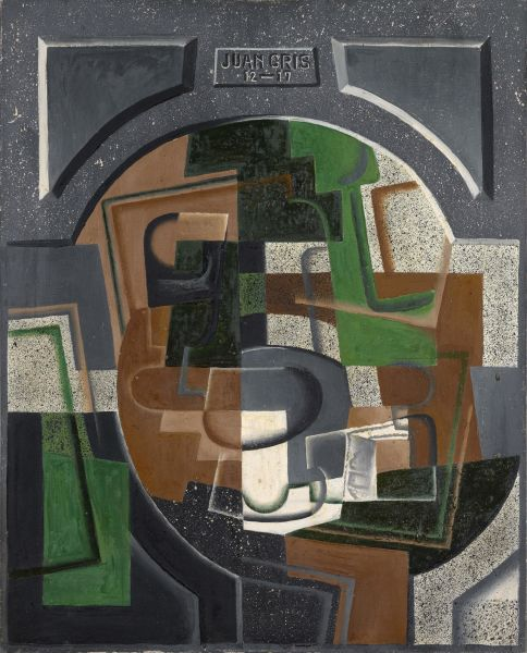Kosmos Kubismus. Von Picasso bis Léger | Basel.com