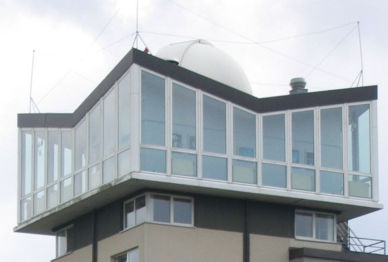 Besuch der Sternwarte in der HWK I