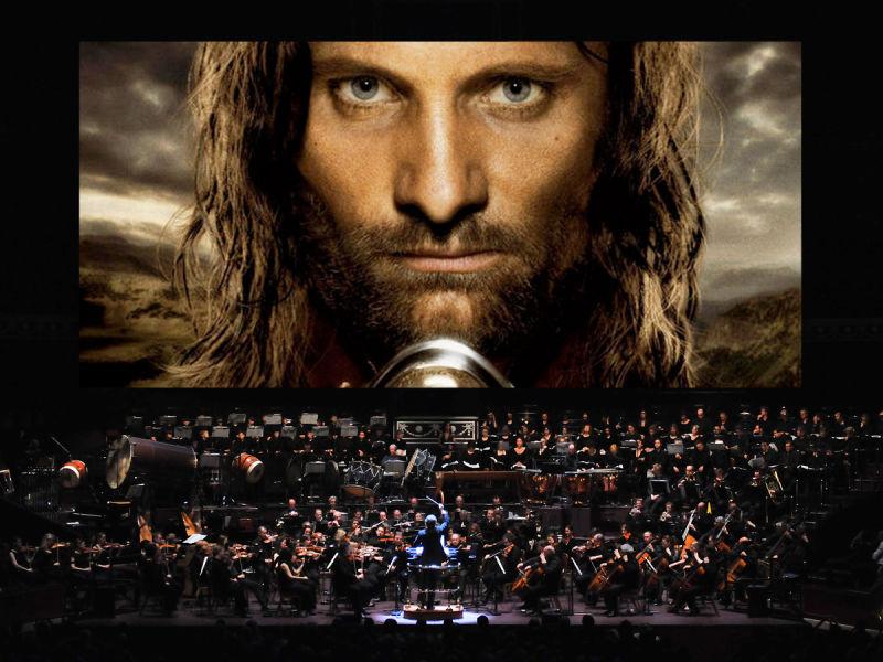 Der Herr Der Ringe Die Rückkehr Des Königs In Concert Frankfurt