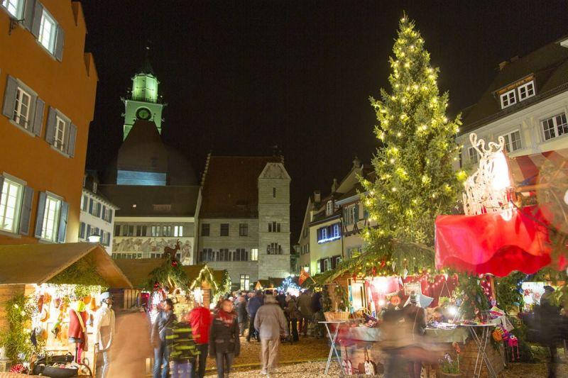 Wann Ist Weihnachtsmarkt 2019.überlinger Weihnachtsmarkt 2019 Ueberlingen Am Bodensee
