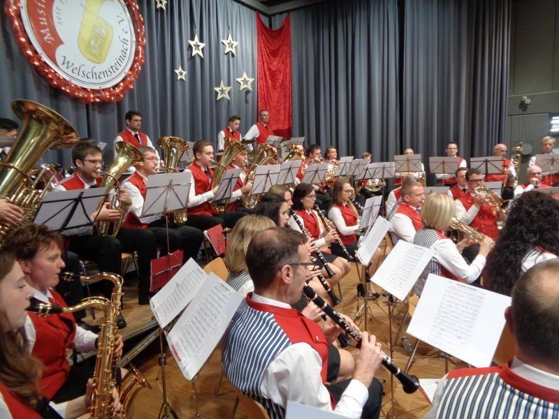 Jahreskonzert Musikkapelle