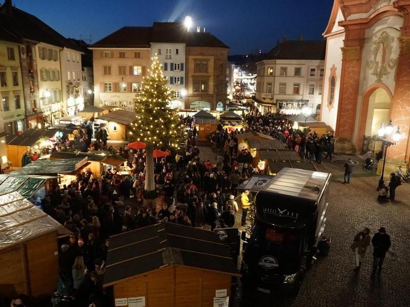 Weihnachtsmarkt Laufenburg.Weihnachtsmarkt Ferienwelt Südschwarzwald