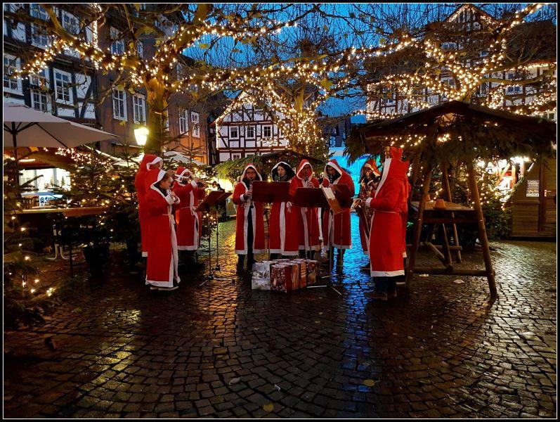 Weihnachtsmarkt Melsungen.Weihnachtsmarkt Im Winterwald Tourismusregion Melsunger Land