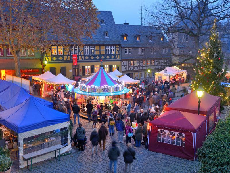 Bad Kreuznach Weihnachtsmarkt.Hochster Weihnachtsmarkt 2019 Region Frankfurt Rhein Main