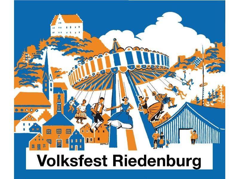 Volksfest Riedenburg