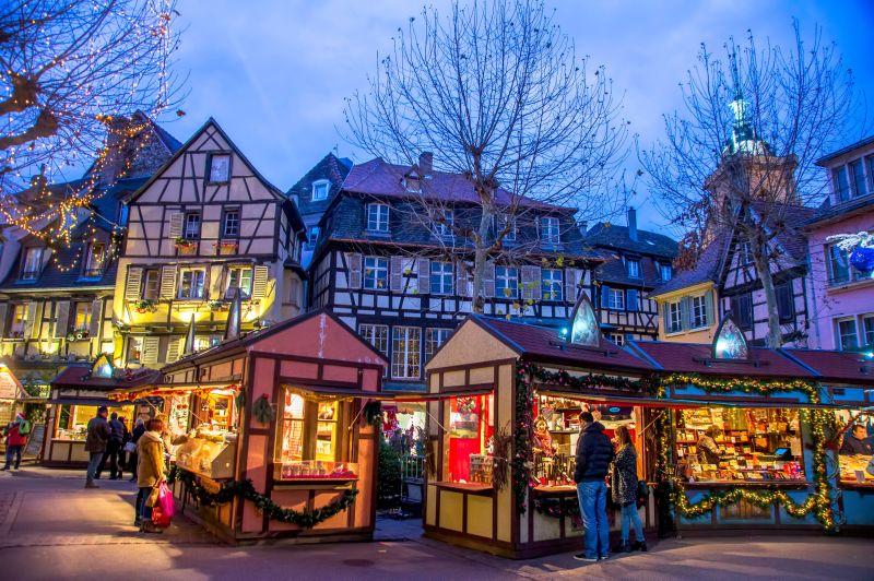 Weihnachtsmarkt Colmar Abgesagt