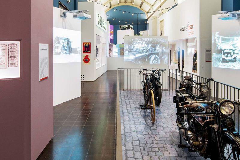 Die 20er Jahre - Historisches Museum Saar. © André Mailänder