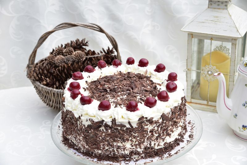Image result for black forest cake hock schwarzwald