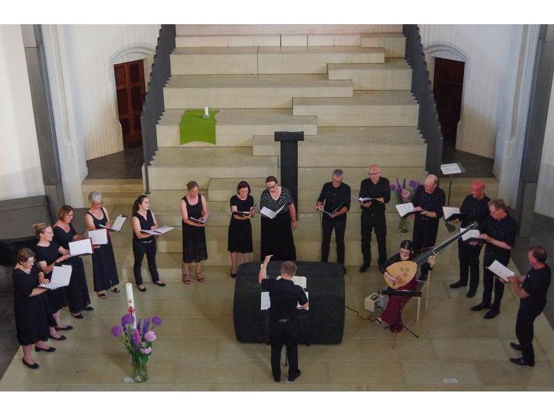 Ensemble Amaryllis Heidelberg