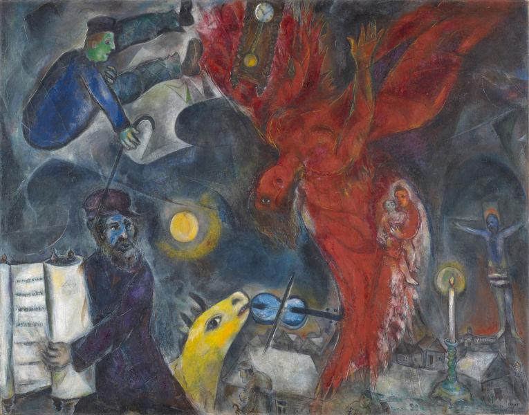 Chagall Ausstellung 2021