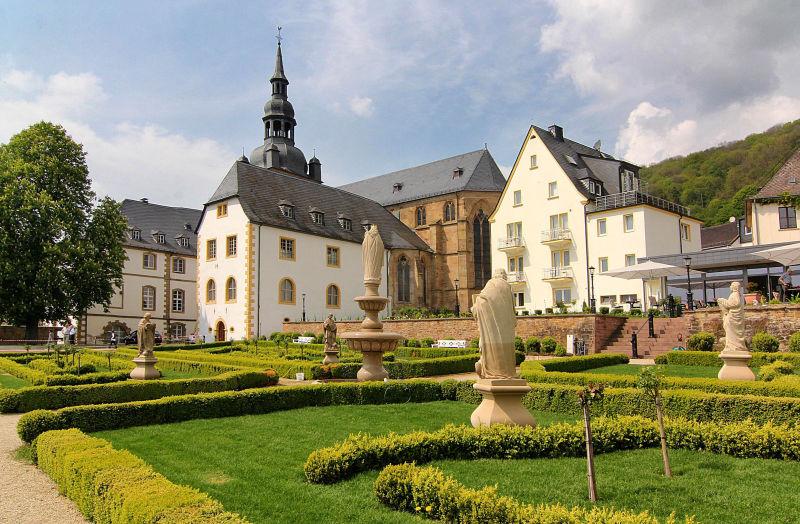 Eröffnungswochen der Abtei Tholey. © Josef Bonenberger