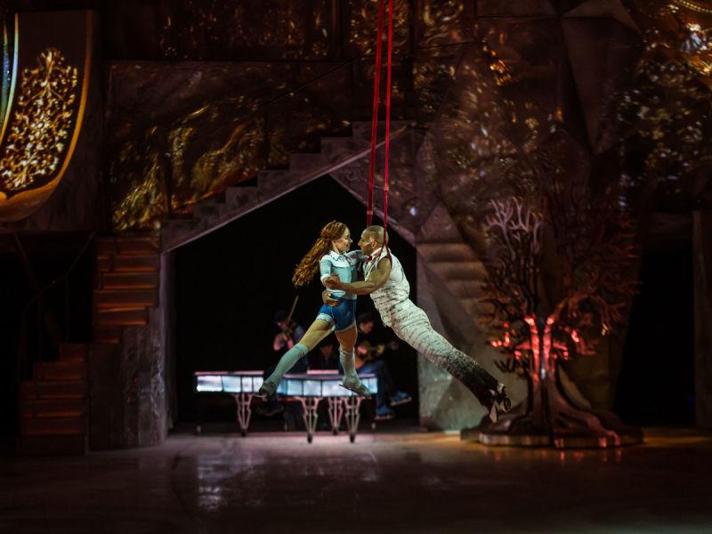 Cirque Du Soleil Frankfurt