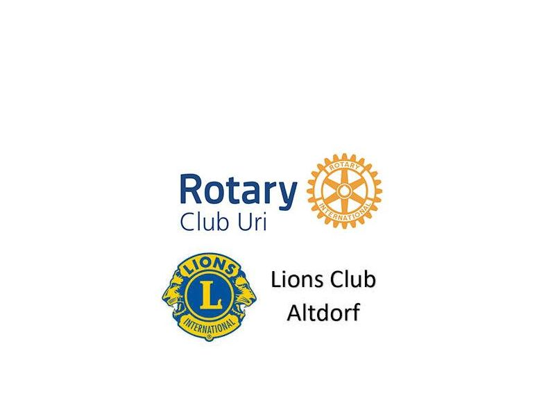 Rotary Club Uri / Lions Club Altdorf