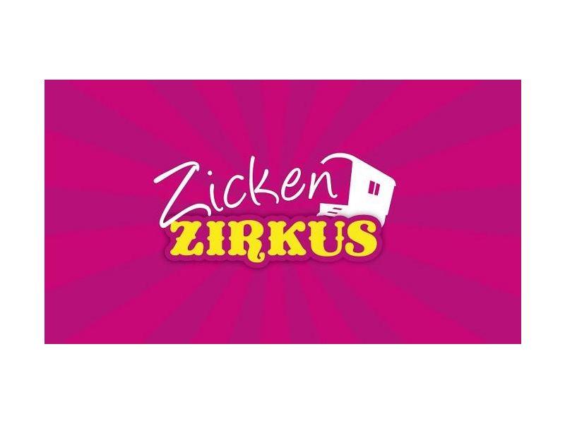 """Logo \""""Zicken Zirkus\"""""""
