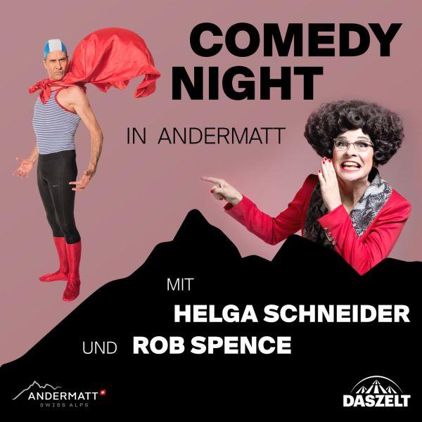 Bild Comedy Night
