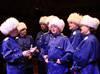 Konzert der Wolga-Kosaken