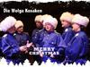 """Weihnachtskonzert der Wolga-Kosaken: """"An den Ufern der Wolga"""""""